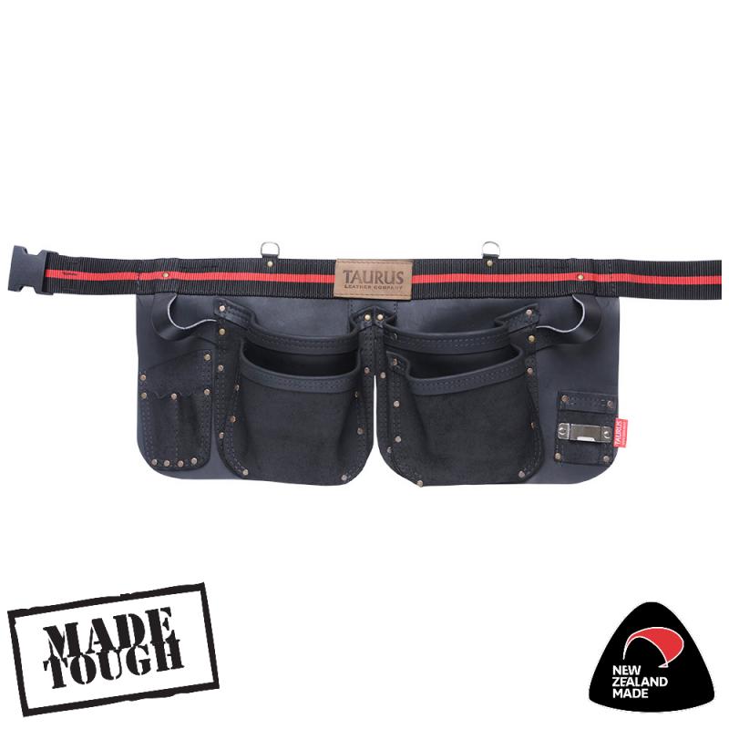 Leather Traditional Split Leg Tool Belt