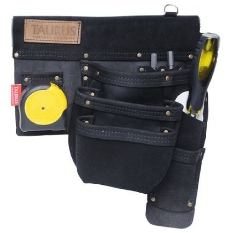 TAURUS HIPSTER L/H TAPE SIDE ONLY BLACK