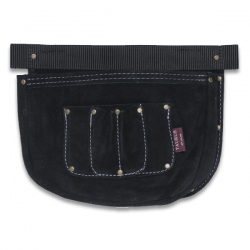Suede Master Chippie 3 Pocket Nail Bag