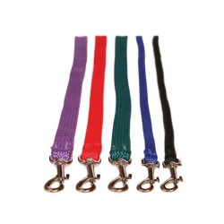 Nylon Softee Show Lead with Snaphook