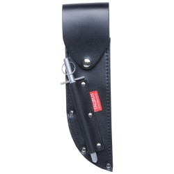 STRAIGHT SKINNING KNIFE WITH FLAP