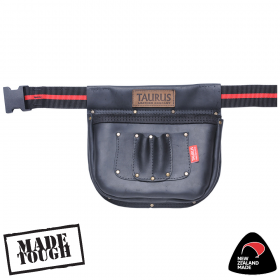 LEATHER PRO-3 NAIL BAG